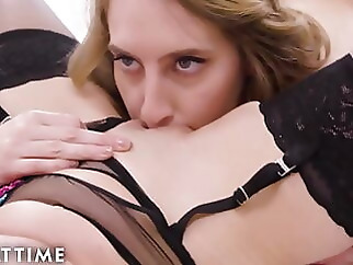 ADULT TIME We Like Girls - Playful Passion with Serena & Cad babe lesbian