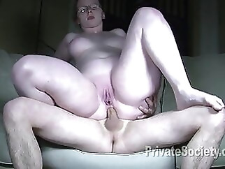 First Time Fucking Heidi's Big Ass amateur anal