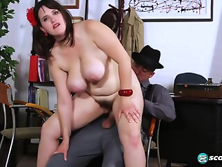 Big Baby with A. Cherry anal bbw