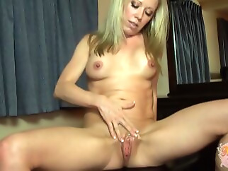 Mandy Monroe POV Creampie with Mandy and Tyler blonde creampie
