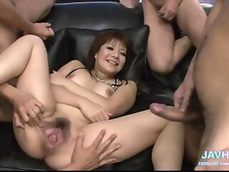 Real Japanese Group Sex Uncensored Vol 6 on JavHD Net amateur asian