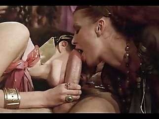 SekushiLover - Fave Top 10 Tinto Brass Erotic Movie Scenes blowjob celebrity