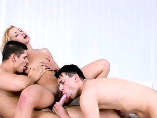 Ass rimmed and cock sucked bi guys anal bisexual